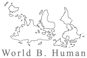 Logo World B Human